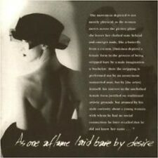 BLACK TAPE FOR A BLUE GIRL As One Aflame Laid Bare By Desire CD 1999
