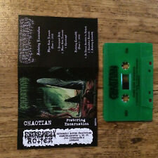 CHAOTIAN - Festering Excarnation - MC - DEATH METAL