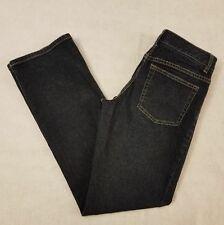 T Tahari Womens Babs Blue Shadow Stripe High Rise Skinny Jeans 26 BHFO 8655