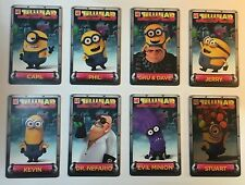 Despicable Me 2 Jelly Lab JellyLab Dave And & Busters Card  Evil Minion YOU PICK