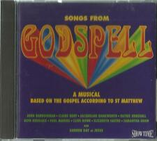A-1 CD Songs from Godspell / Musical based on the Gospel According to St Matthew