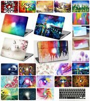 Painting Laptop Hard Case Cover For Macbook Air Pro Retina 11 13 15 Touch Bar YH