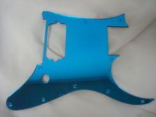 Blue Mirror Pickguard fits Ibanez (tm) RG7620  UV 7 string HXX