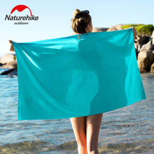 Microfiber Quick Dry Face Bath Towel Portable Ultralight Beach Camping Swimming