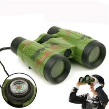 Army Camo Binoculars For Kids Set Toy Camouflage Play Outdoor Learning Toys LA