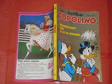 WALT DISNEY- TOPOLINO libretto- n° 1568 a- originale mondadori- anni 60/80