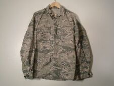 USAF US AIR FORCE ABU AIRMAN UTILITY COAT SIZE 36 L SMALL LONG RIP STOP 2007 T-8