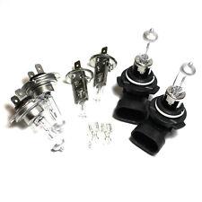 Opel Omega B H7 H1 HB4 501 100w Clear Xenon High/Low/Fog/Side Headlight Bulbs