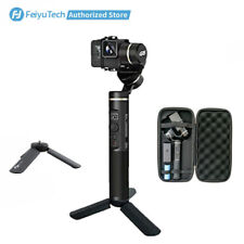 Feiyu G6 3-Axis Action Camera Handheld Gimbal Stabilizer &Tripod for GoPro Hero