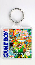 PARASOL STARS RAINBOW ISLANDS 2 NINTENDO GAME BOY KEYRING LLAVERO
