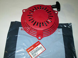 Genuine Honda 28400-Z0L-V20ZB Recoil Starter Assembly Red Fits GCV160 OEM