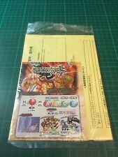 Kit Flyers Snk Neo Geo MVS Borne Arcade Jamma Artset Samurai Showdown 5 Original