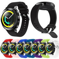 Sport Soft Silicone Replacement Wristband Strap For Samsung Gear Sport