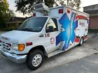 Ambulance Ford E450 turbo Diesel low miles