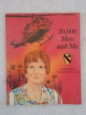 Marilyn Genz 20,000 MEN AND ME 1988 Crossroads Communications, IL First Edition