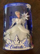 Walt Disney Cinderella Barbie Nib