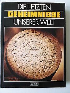 Die letzten Geheimnisse unserer Welt, 320 Seiten, Verlag Das Beste