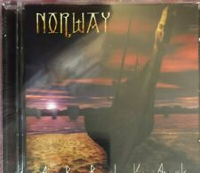 Arrival [Bonus Tracks] by Norway (CD, Jul-2000, Frontiers Records)
