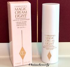 CHARLOTTE TILBURY Magic Cream LIGHT 15ml/0.5oz SPF 20 Lightweight Moisturizer
