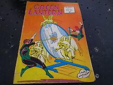 AREDIT GREEN LANTERN n° 5 de 1974 en bon état, voir photo.