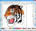 New  CD Inkscape Professional Drawing Software vector graphics for Windows corel