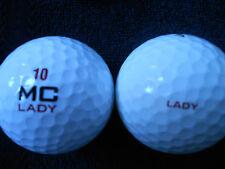 "20 PRECEPT LADY  ""LADIES DISTANCE"" - Golf  Balls- ""A"" Grade."