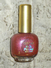 NEW SALLY HANSEN NAIL PRISMS MANDARIN GARNET HOLOGRAPHIC POLISH LACQUER 8.8ML