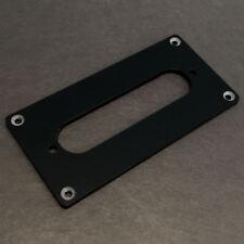 Guitar Parts CONVERSION PICKUP MOUNTING RING - Humbucker Telecaster Neck - BLACK