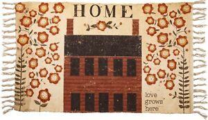 Home Accent Rug - Love Grows Here