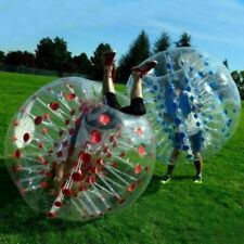 2PCS 1.2M Body Inflatable Bumper Football PVC Zorb Ball Human Bubble Soccer Ball