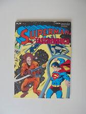 Superman Taschenbuch Ehapa Verlag Nr.74 Zustand 1-2