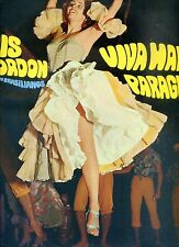 LUIS BORDON viva harpa paraquaya HOLLAND EX LP