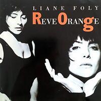 Liane Foly CD Rêve Orange - France (VG+/VG+)