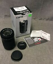Canon EF-S 55-250mm f/4.5-5.6 IS Lens