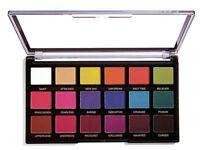 Revolution Makeup Pro Regeneration Eyeshadow Palette Trends Mischief Matte
