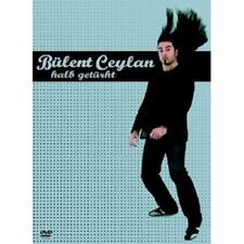 "BÜLENT CEYLAN ""HALB GETÜRKT"" DVD COMEDY NEU"