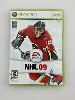 NHL 09 - Xbox 360 Game - Complete & Tested