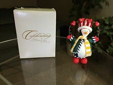 House of Lloyds Penguin Love Figurine Christmas Around the World Valentines Day
