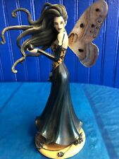"""Dragonsite Fairy """"Gothic Rose"""" Hand Crafted Figurine  4736/4800"""