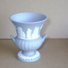 Wedgwood Jasperware Grey Urn