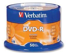 DVD-R 16 x Broche 50PK - OPTIQUE - média Vierge et mémoire