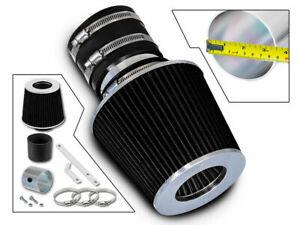 BCP BLACK For 2000-2009 Sephia Spectra 5 1.8L 2.0L 2.5L Ram Air Intake Kit
