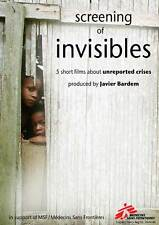 INVISIBLES Movie POSTER 27x40