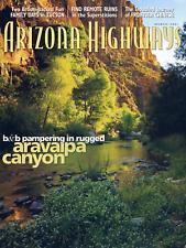2001 March Arizona Highways Aravaipa Canyon Tucson Ruins Superstitions Marsupial