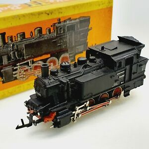TT scale model train toy railway locomotive VINTAGE 1960 in box RARE PIKO ?