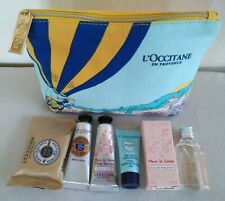 L'Occitane en ProvenceGift Set-5 pieces + pouch - New 100% full