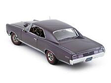 1 Vintage 1967 Pontiac GTO Sport Car 12 Hot Rod Dragster Drag Carousel Plum 18