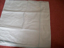 King Size Pillowcases 2-pack 40 x 20 100% polyester light blue NEW