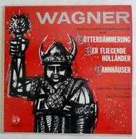 9986) LP - Wagner - Götterdämmerung - Holländer - Bamberger - /Klassik