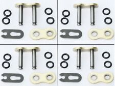4pcs Motorcycle O Ring 525 Chain MASTER JOINT LINKS CLIP Chip Type Joining link